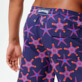 Men Long classic Printed - Men Swim Trunks Long Starfish Dance, Sapphire supp1