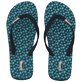 Men Others Printed - Men Flip Flop Micro ronde des tortues, Spray front