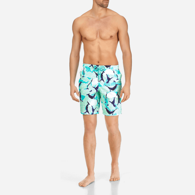 Vilebrequin - Maillot de bain Stretch Homme Magic Whales - 3