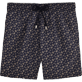 Men Classic Printed - Micro Ronde des Tortues Swim shorts, Navy front