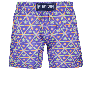 Boys Others Printed - Boys Ultra-light and packable Swimwear Indian Ceramic, Madras back