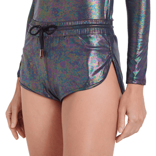 Damen Andere Bedruckt - Moonlight Badeshorts für Damen, Irisdescent supp1