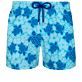 Men Stretch classic Printed - Men Swim Trunks Stretch Tortues Hawaï - Web Exclusive, Celestial front