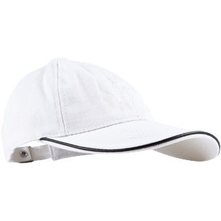 Others Uni - Unisex Cap Solid, White front