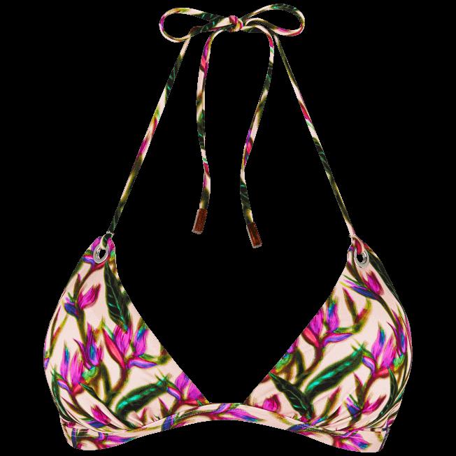 Vilebrequin - Women Triangle Bikini Top Mini Paradise 3D - 1