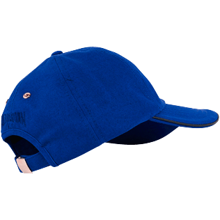 Others Solid - Kids Cap Solid, Royal blue back