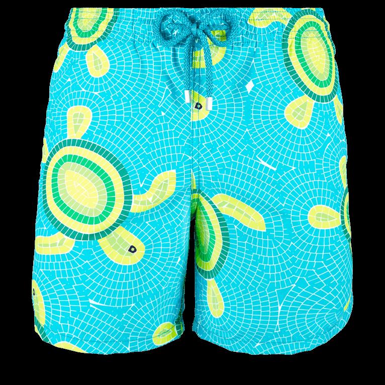 81865dc643a Men Swimtrunks Mosaic Turtles