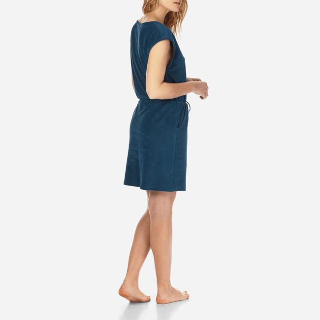 Vilebrequin - Robe courte en Eponge Femme Unie - 4