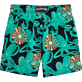 Men Classic / Moorea Printed - Octopussy et Coquillages Swim shorts, Navy back