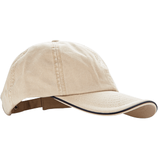Andere Uni - Solid Unisex Kappe, Sand front