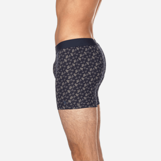 Men 047 Printed - Turtles Boxer, Navy supp3