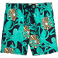 Men Classic / Moorea Printed - Octopussy et Coquillages Swim shorts, Navy front
