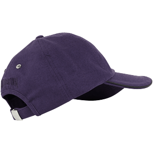 Others Solid - Kids Cap Solid, Navy back