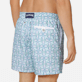 Men Embroidered Embroidered - Men Swim Trunks Embroidered Data Turtles - Limited Edition, Aloe supp1
