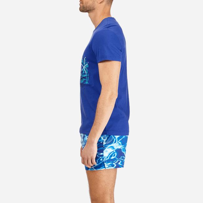 Vilebrequin - T-shirt en Coton Homme Vilebreking - 7