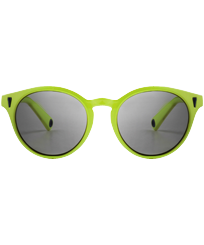 Others Solid - Unisex Floaty Sunglasses Solid, Lemongrass front
