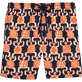 Men Classic / Moorea Printed - Primitive Turtles Swim shorts, Navy front