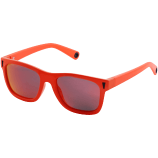 Others Solid - Kids Floaty Sunglasses Solid, Neon orange back