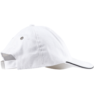 Others Solid - Kids Cap Solid, White back