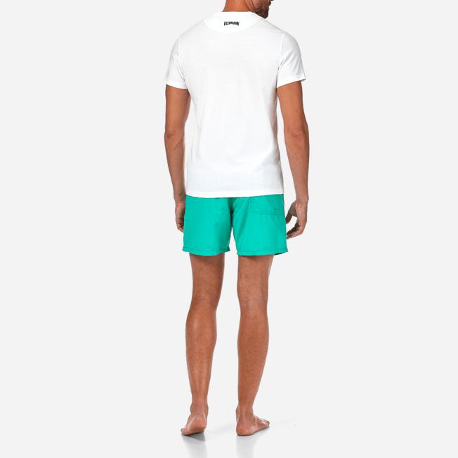 Vilebrequin - T-Shirt col rond Tel père, tel fils - 4