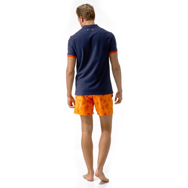 Vilebrequin - Men Cotton Pique Polo Shirt Solid - 6