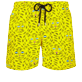 Men Classic Printed - Men Swim Trunks Bengale Tigers, Safran front