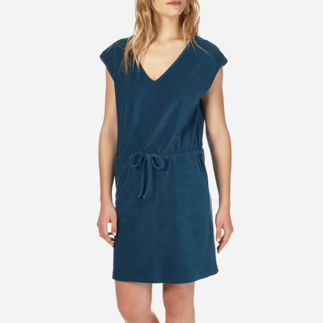 Vilebrequin - Robe courte en Eponge Femme Unie - 5