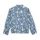 Boys Others Printed - Boys Cotton Voile Shirt Oursinade, Navy back