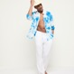 Men Others Solid - Men Linen Pants Solid, White supp4