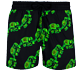 Men Stretch classic Magical - Men Swim Trunks Stretch Elephants Dance Glow in the dark, Navy supp3