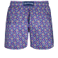 Men Ultra-light classique Printed - Men Swimwear Ultra-light and packable Indian Ceramic, Madras back