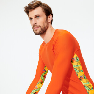 Men Others Printed - Men Rashguard Go Bananas, Medlar supp1