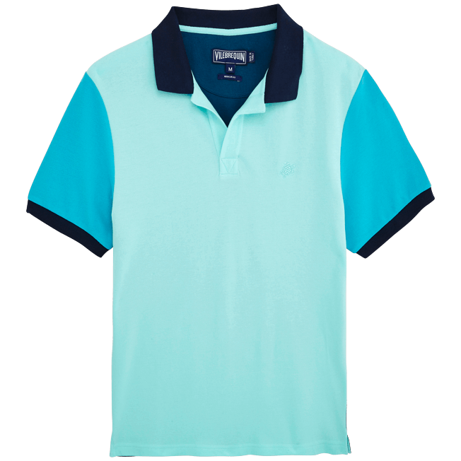 Vilebrequin - Multicolor Cotton pique polo - 1