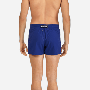 Men Short classic Solid - Men Short and Fitted Stretch Swimwear Solid, Neptune blue supp2