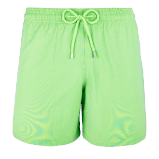 Men Classic / Moorea Graphic - Men Swimtrunks Micro Stripes, Wasabi front