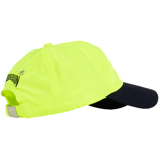 Others Solid - Unisex Cap Solid, Neon yellow back