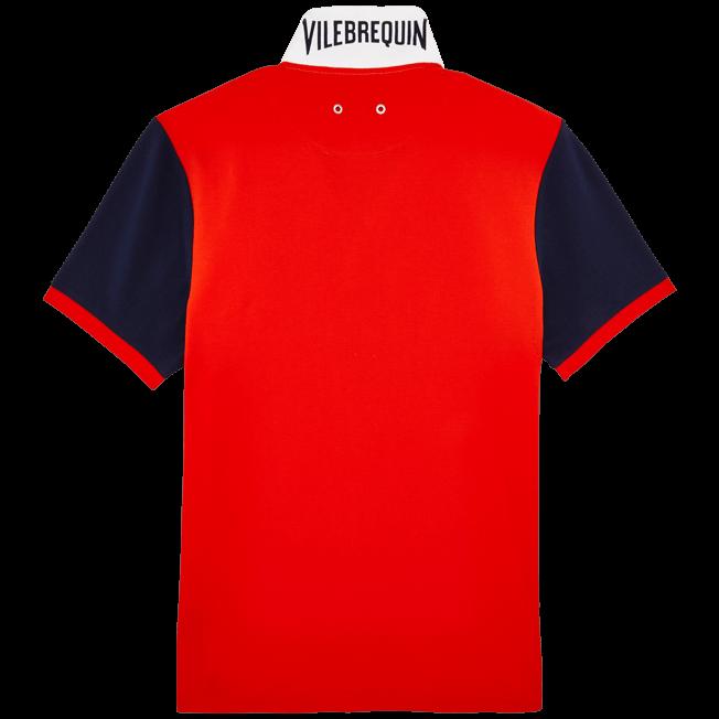 Vilebrequin - Polo en Piqué de Coton Homme Multicolore - 2