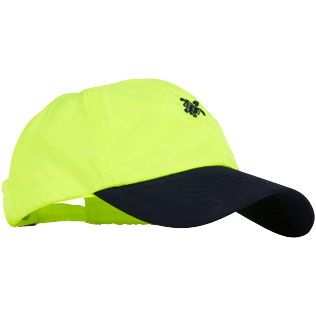 Others Solid - Unisex Cap Solid, Neon yellow front