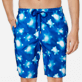Men Long classic Printed - Men Swimwear Long Ultra-Light and Packable Crystal Turtles, Atoll supp1