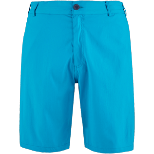 Men Others Solid - Men swimwear fabric straight Bermuda Shorts Solid, Seychelles front