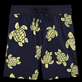 Boys Classic / Moorea Printed - Turtles Glow in the Dark Superflex Swim Shorts, Navy supp1