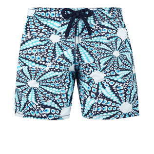 Boys Others Printed - Boys swimtrunks Oursinade, Navy front
