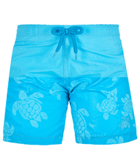 Boys Others Magic - Boys Swim Trunks Ronde Des Tortues Water-reactive, Horizon frontworn