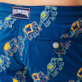 Men Classic Embroidered - Men Swimwear Embroidered Elephants Dance - Limited Edition, Goa supp2