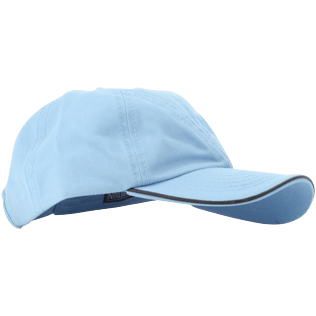 Others Solid - Unisex Cap Solid, Sky blue front