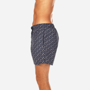 Men Classic Printed - Micro Ronde des Tortues Swim shorts, Navy supp3