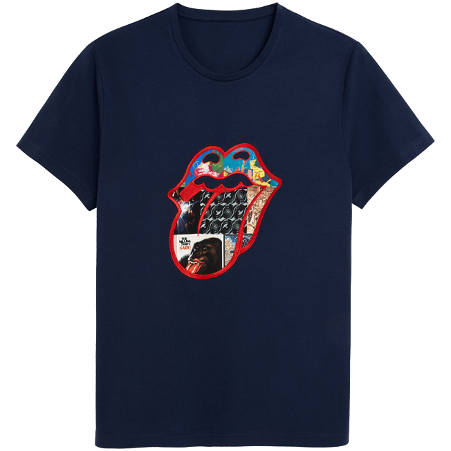 Vilebrequin - T-shirt Rolling Stones - 1