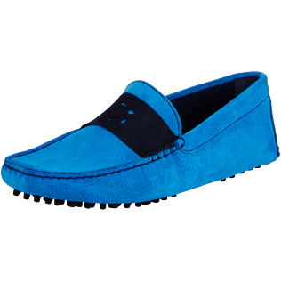 Men Others Solid - Men Very soft Daim Loafers Solid, Atoll back