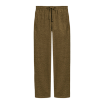 Men Others Solid - Unisex Linen Pants Solid, 466 front