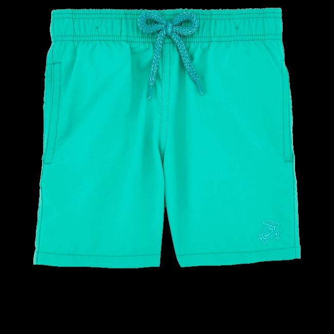 Vilebrequin - Boys Water-Reactive Swimwear Hypnotic Turtles - 1